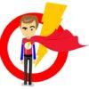 Sheldon Cooper - Flash Wzór