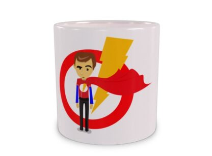 Sheldon Cooper - Flash Duży Kubek