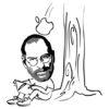 Spadające Jabłko Wzór