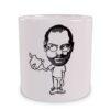 Być albo nie być Kubek Steve Jobs