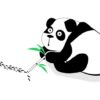 Uzależniona panda Wzór