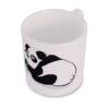 Uzależniona panda Duży Kubek Wizualizacja