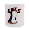 Tańczący pingwin Duży Kubek