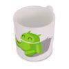 Android przy ognisku Kubek dla użytkowników Androida