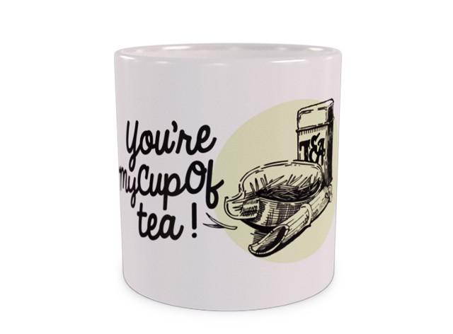 My cup of tea duży kubek