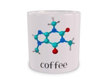 Wzór na kawę Duży Kubek Wizualizacja