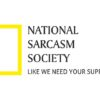 National Sarcasm Society Wzór na kubek