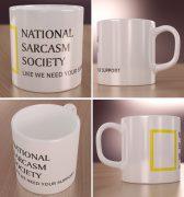 National Sarcasm Society Wizualizacja Kubków