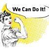 We can do it Wzór na Kubek