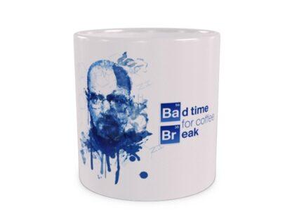 Bad time for coffee break Duży Kubek