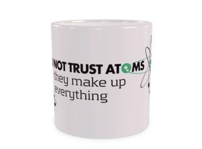 Atoms Duży Kubek