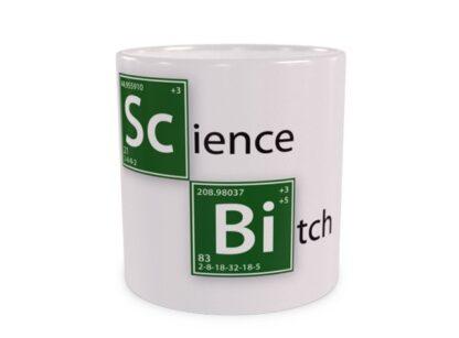 Science Bitch Duży Kubek
