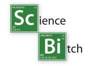 Science Bitch Wzór na Kubek