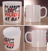 Arrow a day kubki wizualizacja