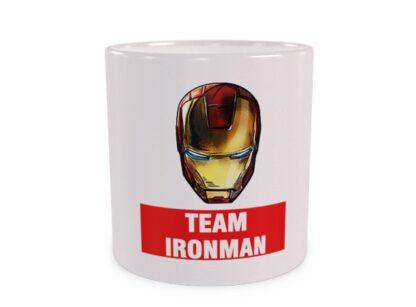 Team Ironman Duży Kubek