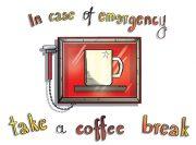In case of emergency wzór