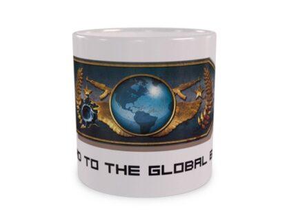 Global Elite Duży Kubek