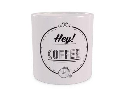 Hey Coffee Duży Kubek