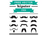 Niezbędnik hipstera wzór