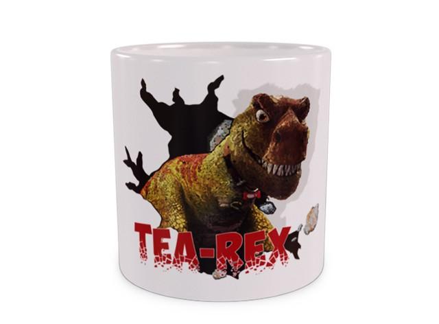 Tea-rex duży kubek