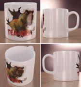 Tea-rex wizualizacja