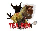 Tea-rex wzór