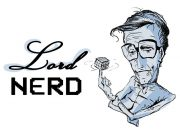 Lord Nerd wzór na kubek