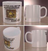 Bottomless potion – kubek z każdej strony