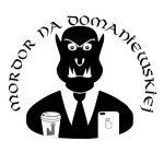 Mordor na Domaniewskiej - wzór kubka