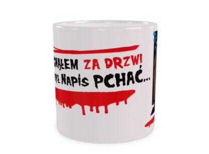 Pchać RAVGOR.TV Duży Kubek