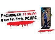 Pchać RAVGOR.TV Wzór na kubek