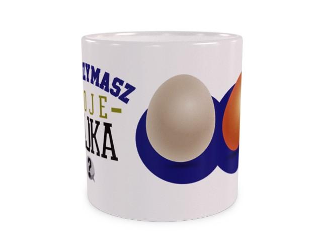 Potrzymasz moje jajka? RAVGOR.TV Wizualizacja
