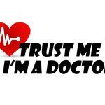 I'M DOCTOR Wzór na Kubek