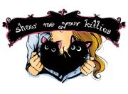 Show me your kitties Wzór na Kubek