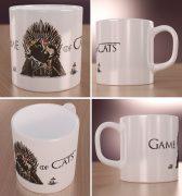Game of Cats Wizualizacja Kubków