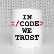 Kubek programisty – zdjęcie