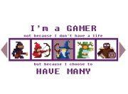 I'm gamer Wzór na kubek
