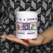I'm gamer Zdjęcie