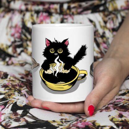 Kofeinowy Kotek Zdjęcie