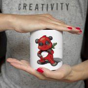 Deadpool Panda Zdjęcie