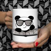 Panda Geek Zdjęcie
