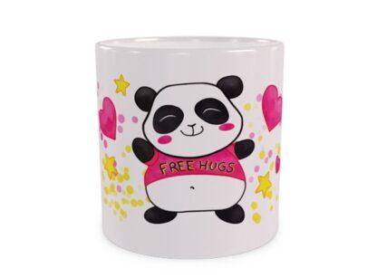 Słodka Panda Kubek