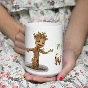 Pij Kawę Zdjęcie Kubka