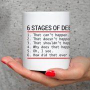 Stages of Debging kubek