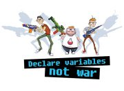 Declare Variables Wzór na Kubek