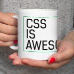 CSS is awesome Zdjęcie