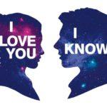 I love you I know Wzór na kubek