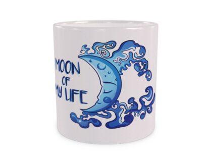 Moon of my life Kubek Wizualizacja