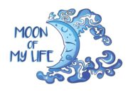 Moon of my life Wzór na kubek