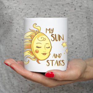 My Sun and stars Zdjęcie